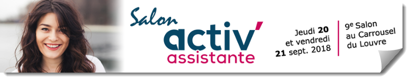 _salon activ assistante 2018 inscription
