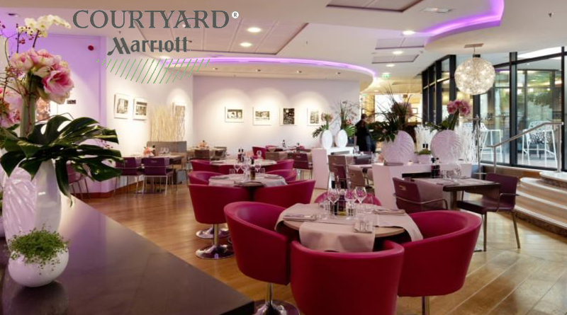 courtyard marriott paris boulogne restaurant