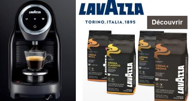 Lavazza machine cafe espresso