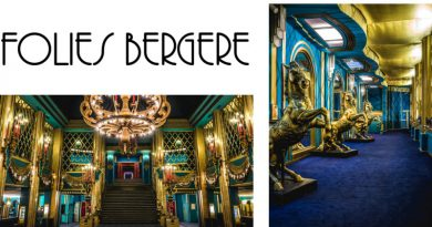 Les Folies Bergere Theatre Paris 9e - Organiser un evenement professionnel