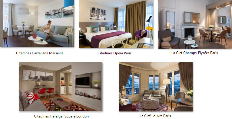 The Ascott Limited - un vaste reseau de residences hotelieres en europe