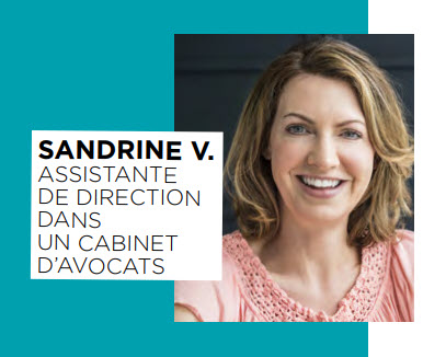#salonActivAssistante - Sandrine V - assistante de direction