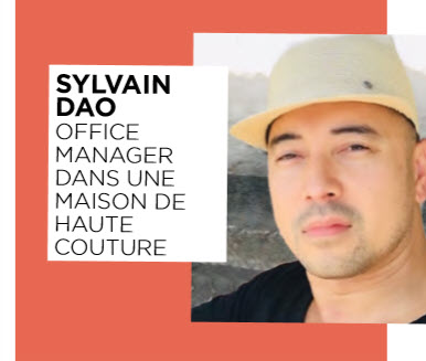 #salonActivAssistante - Sylvain D - Office manager