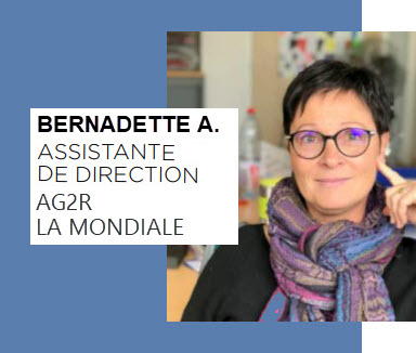 #salonActivAssistante - Bernadette A - assistante de direction