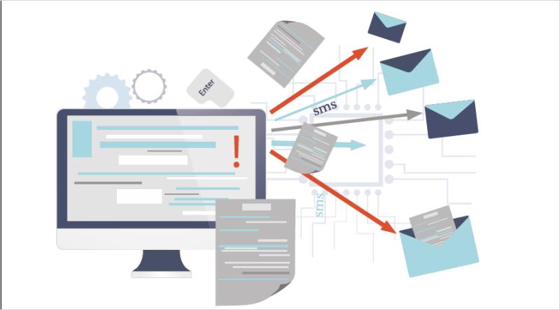 digitaliser envoi des courriers