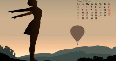 Mai 2018 et jours fériés enquête
