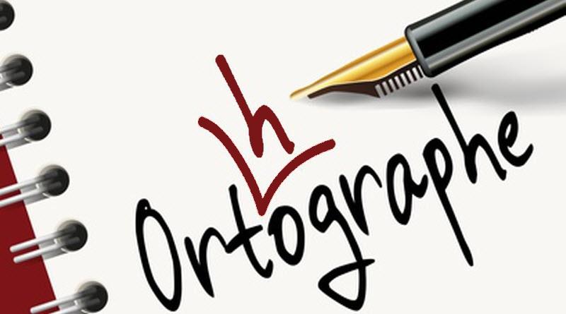 ORTHOGRAPHE test le robert correcteur