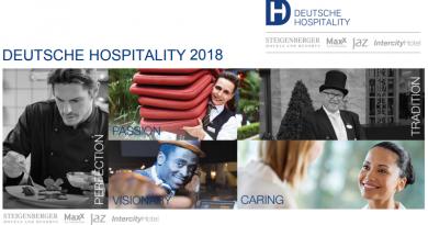 Deutsch Hospitality 2018