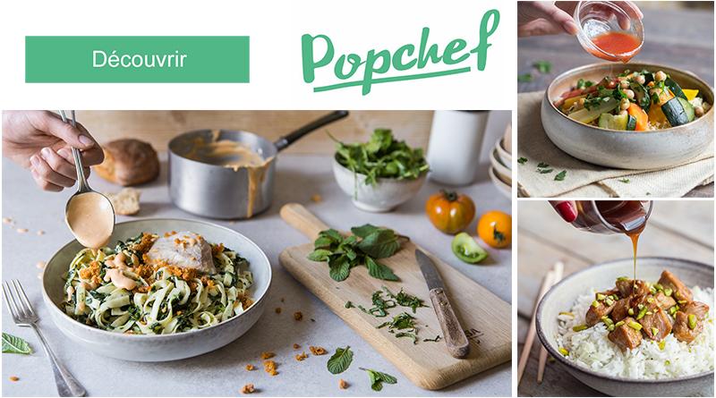 Popchef, spécialiste des plateaux-repas chauds