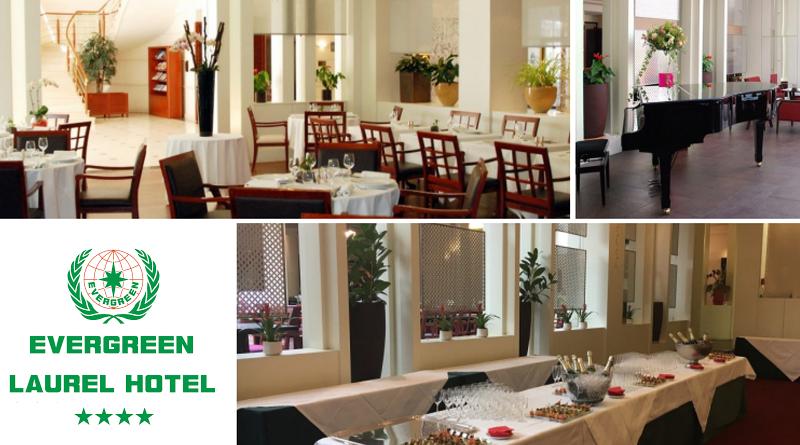 Evergreen Laurel Hotel seminaires et banquets