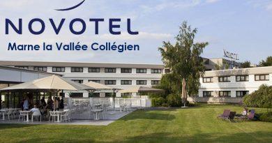Novotel Marne La Vallee COLLEGIEN - 2019_
