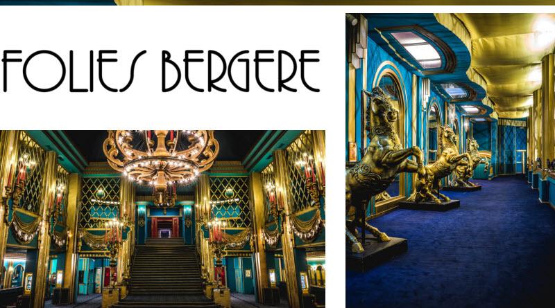 Les Folies Bergere Theatre Paris 9e - Organiser un evenement professionnel