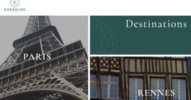 Emeraude HOTELS douze destinations affaires FRANCE