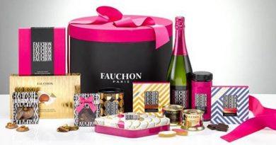 FAUCHON Paris cadeaux affaires et chocolats MADE IN F