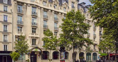 _FACADE HOTEL HOLIDAY INN PARIS GARE DE LYON BASTILLE 0987 - Activ Assistante by Reunir