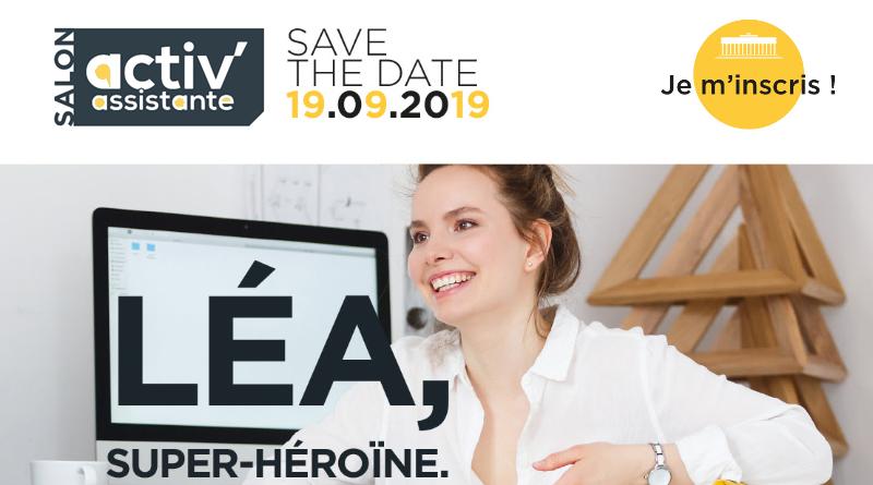 Salon Activ Assistante - 19-9-2019 - Lea tente de sauver la planete